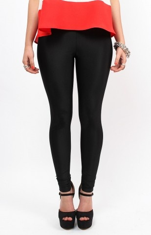 Click here to shop the Tease Leggings Black. Stretchy black leggings. Buy leggings online at Beginning Boutique.