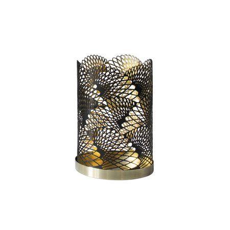 Skultuna - The London Collection Tealight Holder - Black - S