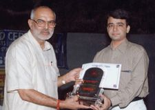 National Award Winner for SUJOK THERAPY.