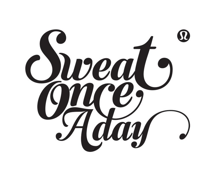 Sweat once a day to regenerate your skin.