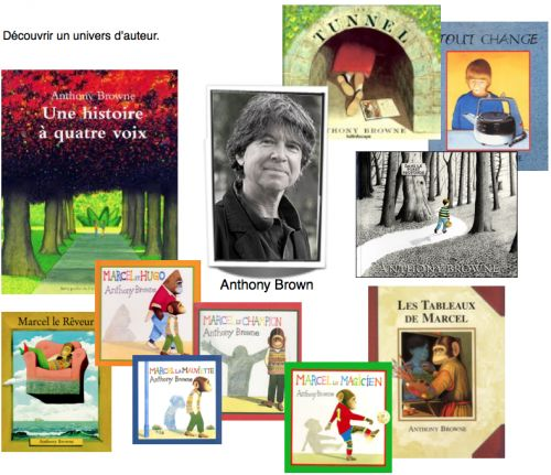 Séquence Anthony Browne !