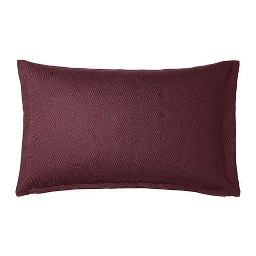 IKEA - DANSBO, Cushion cover, The cushion cover matches perfectly with several sofas and chairs in the IKEA range because it is made of the same fabric.The zipper makes the cover easy to remove.