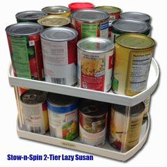 Lazy Susan Spice Rack Magnificent 10 Best Stownspin Images On Pinterest  Lazy Susan Spin And Spice Inspiration Design