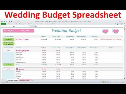 Worksheet Periodic Table Trends Answer Key Pdf As  Melhores Ideias De Wedding Budget Spreadsheet No Pinterest  Worksheets For Colouring Pdf with Weighted Mean Worksheet Word Wedding Budget Spreadsheet  Simple Excel Wedding Budget Planner  Download Context Clue Worksheets 5th Grade Pdf
