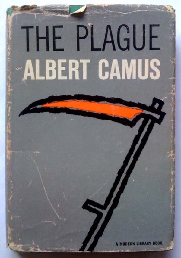 plague albert camus essays Can god possibly exist in a world full of madness and injustice albert camus and samuel beckett address these questions in the plague and waiting for godot though.