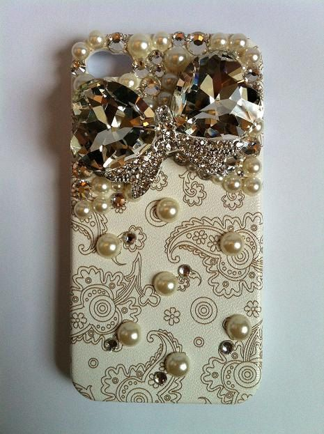.Cell Phones Cases, Iphone 4S, Girly Phones Cases, Iphone Cases Covers, Cell Phones Covers, Iphone Covers, Bling Iphone, Iphone Cases Bling, Bling Bling