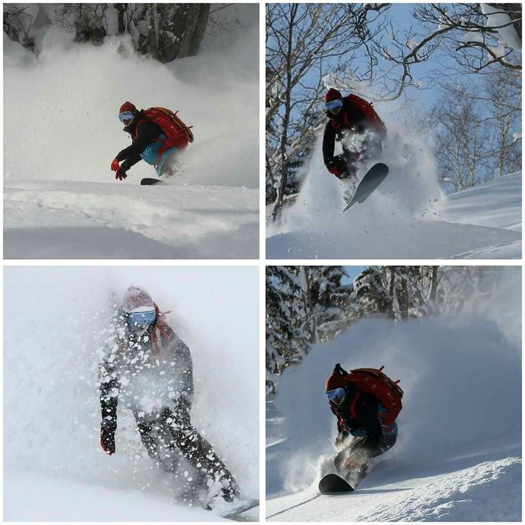 Rider:@spray_boss  Photo:take_bow0419  Words are not necessary.  #北海道#旭川#スプレイ#東川#スノーボード#バックカントリー#パウダー#ゲンテン#ゲンテンスティック#hokkaido#asahikawa#higashikawa#SPRAY#snowboards#snowboarding#snowboard#backcountry#japow#gentemstick #dnns #dontneednosamurai #nosamurai