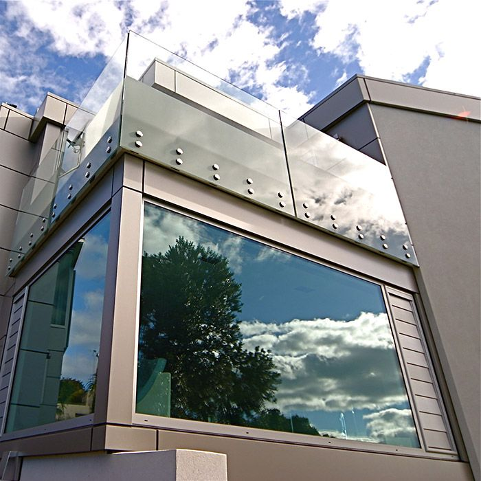 To get instant quotes for glass balcony balustrade call us on: +64 800 694 527 in NZ.