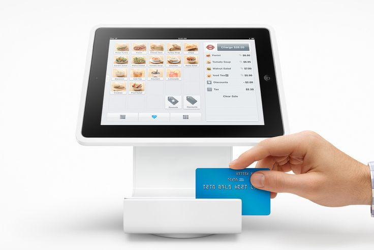 Square Stand - the cash register reinvented