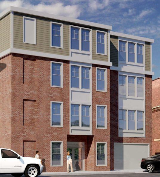 41-43 Saratoga Street | Boston Redevelopment Authority