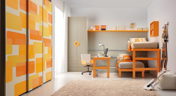 bunk beds for kids | kids loft bedroom , kids loft beds , loft bedrooms , teens loft beds ...