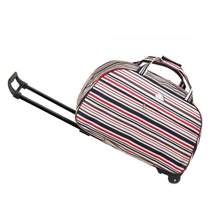 Trolley Travel Suitcase With Wheels