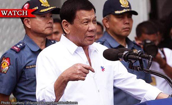 President Rodrigo Duterte binibeybi ang mga komunista - Senator Antonio Trillanes IV,