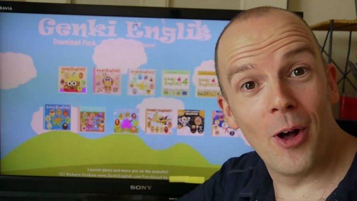 ESL games  Genki English