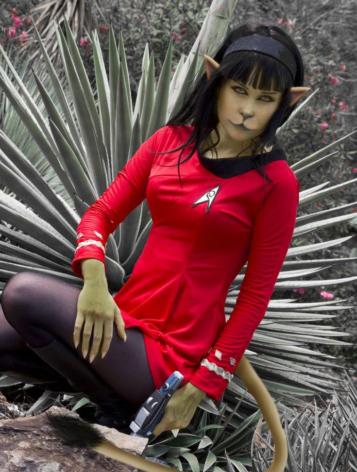 trek costume Star cosplay