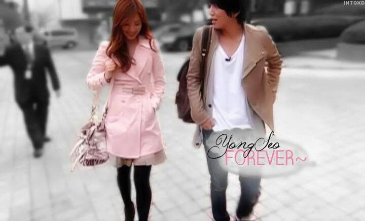Love them forever #yongseo