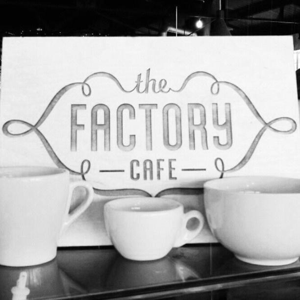 Factory Cafe. Durban