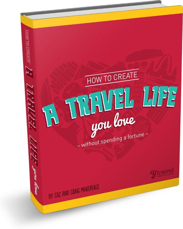 How to create a travel life you love - packed with insider travel tips to SAVE you money!
