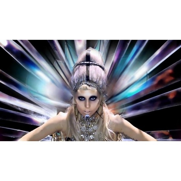 Lady Gaga: Born This Way Video ❤ liked on Polyvore