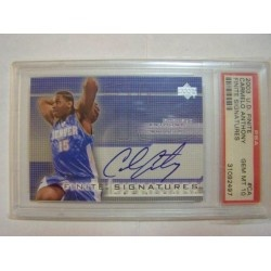 03/04 carmelo anthony rookie auto PSA graded 10 | Gimko