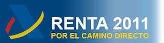 Declaración de la renta 2011: dudas frecuentes