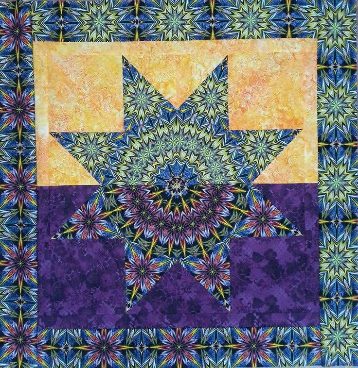 141 best Kaleidoscope Quilt Possibilities images on Pinterest ... : quilting possibilities - Adamdwight.com