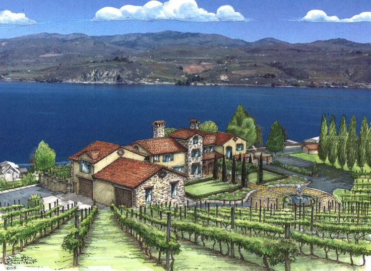 Siren Song Vineyard Estate Winery In Chelan