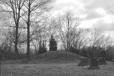 Mound Builders: A Travel Guide to the Ancient Ruins in the Ohio Valley: Butler County, Ohio Reily Cemetery Mound
