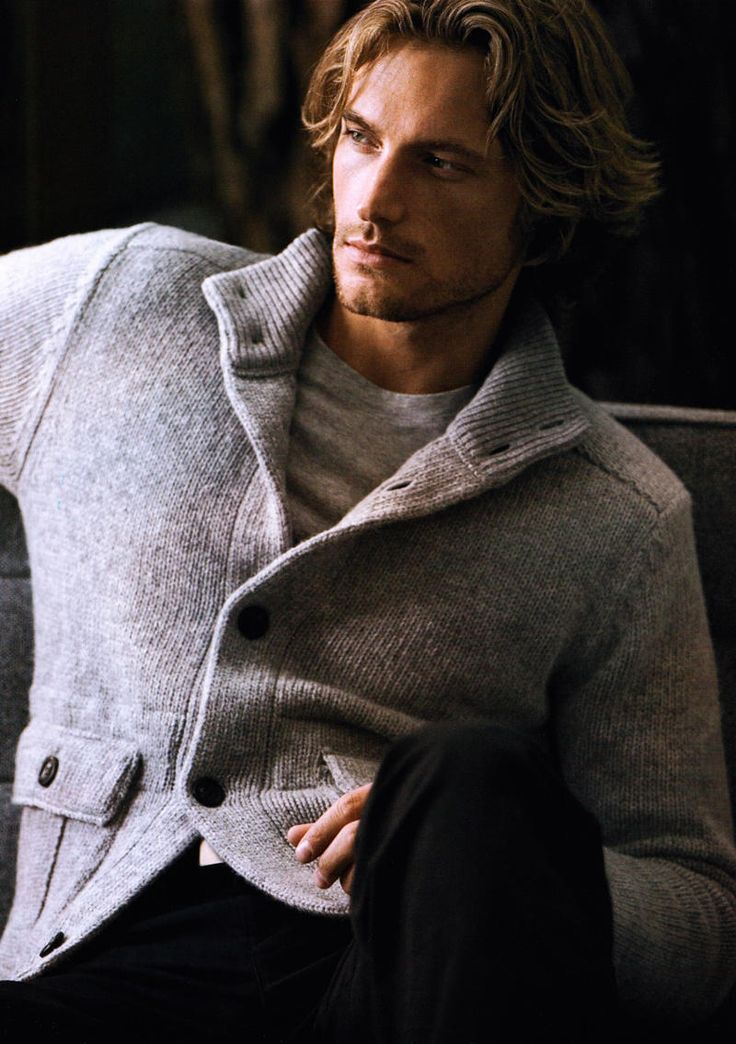 Gabriel Aubry for Calvin Klein Collection Fall 2006 Campaign