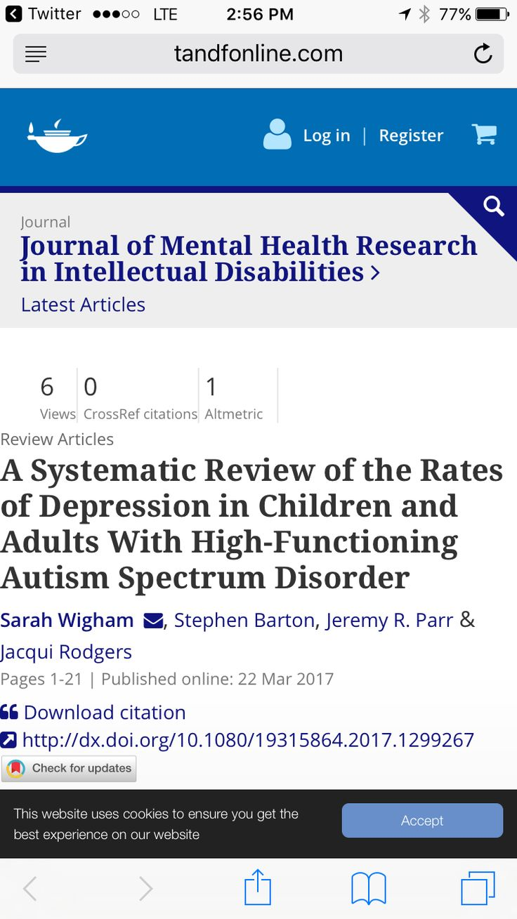ideas about autism in adults asd autism and a systematic review of the rates of depression in children and adults high functioning