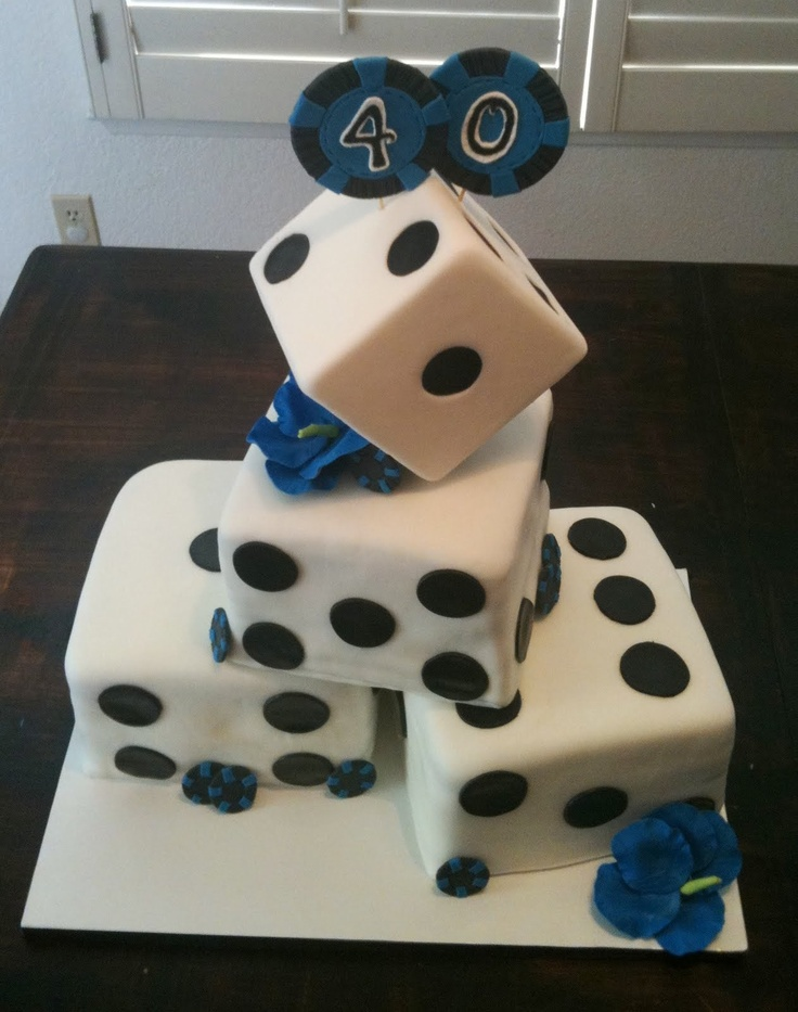 17 Best Images About Dice Party Ideas On Pinterest Favor