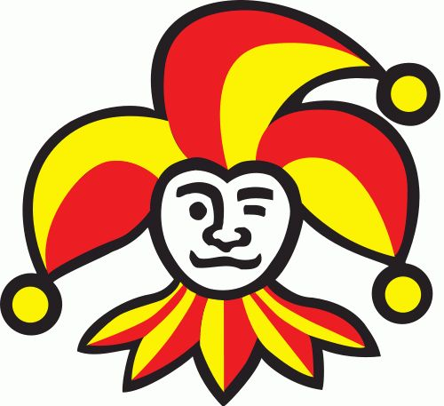 Jokerit Primary Logo (1997) - Present. I don't think this needs an explanation on why it is uber awesome.
