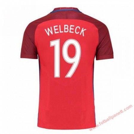 England 2016 Danny Welbeck 19 Bortedrakt Kortermet.  http://www.fotballpanett.com/england-2016-danny-welbeck-19-bortedrakt-kortermet-1.  #fotballdrakter