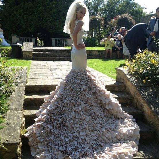 2015 Spring Beach Greek Goddess Wedding Dress Open Back: 1000+ Images About Mermaid,Trumpet, Fit N' Flare Wedding