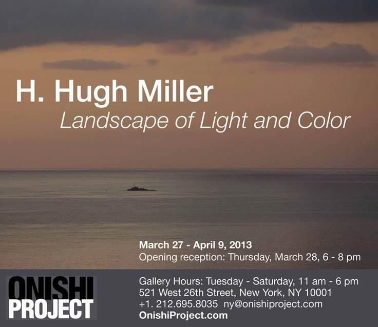 Onishi Gallery, New York City #NYC #art #hhughmiller #photography
