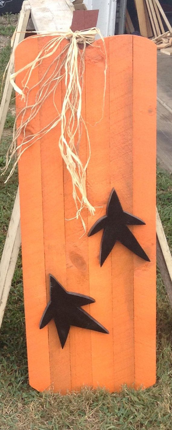 Wooden+Pumpkin+by+GoodnCountry+on+Etsy