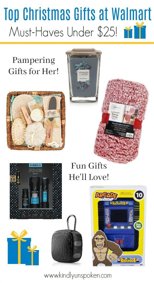 Must Have Walmart Christmas Gifts Under 25 Christmas Gift Ideas