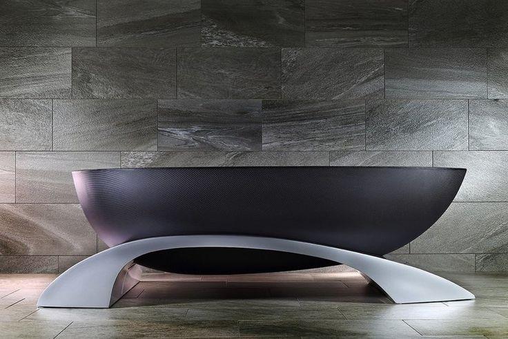 La Baignoire Stand Alone Bathtub | Described by interior design magazine as 'the designers must have'. The luxurious 'La Baignoire' stand-alone bath combines the latest in design and... view details on www.treniq.com