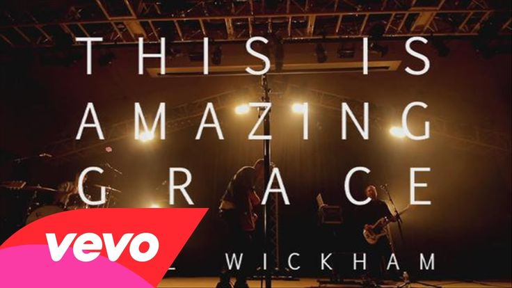 This Is Amazing Grace - PHIL WICKHAM -   This is amazing grace, this is unfailing love. That You would take my place, that You would bear my cross.  You lay down Your life, That I would be set free.  Oh, Jesus, I sing for All that You've done for me!