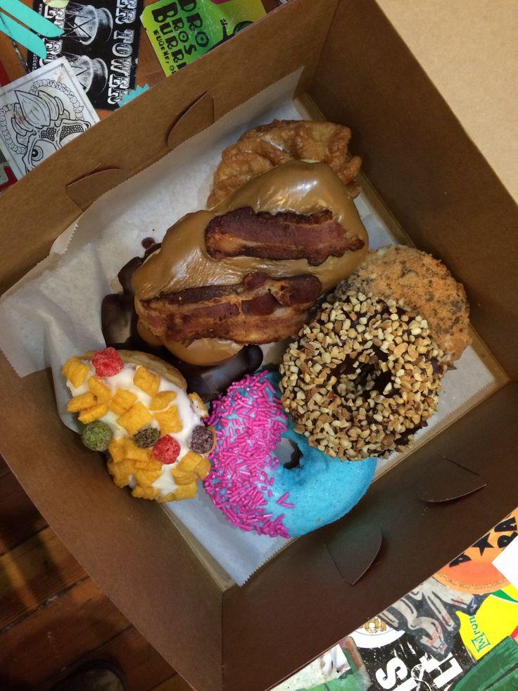Voodoo Donuts, Eugene, Oregon