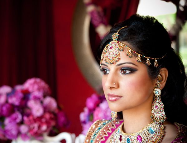 i have ALWAYS thought Indian weddings were so pretty!