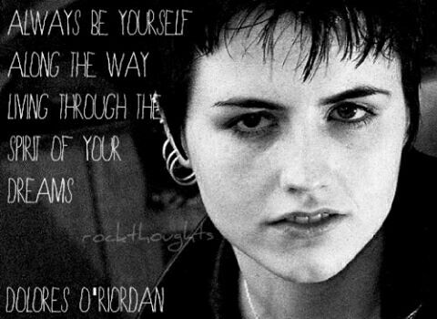 #Dolores #ORiordan #Cranberries RIP