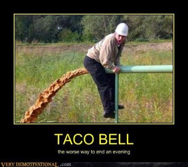 Funny Taco Bell Memes