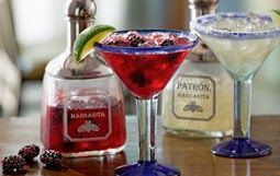 Chili's Margarita Recipes: Blackberry Patrón Margarita Recipe