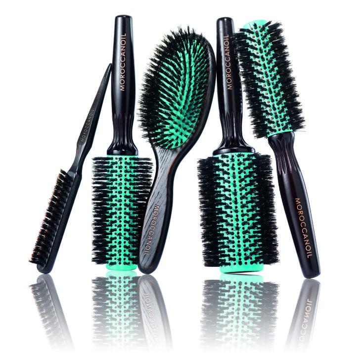 Moroccanoil Brushes.