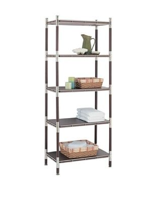 57% OFF Organize It All Baronial 5-Tier Rack