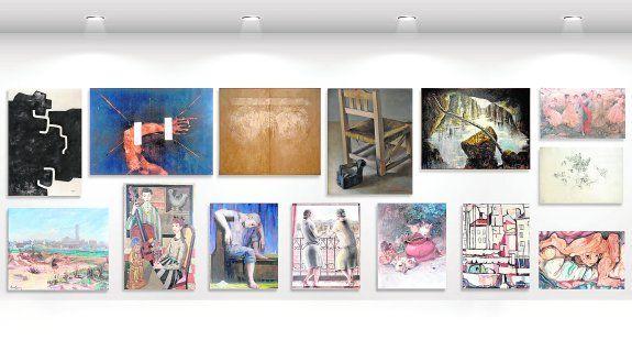 El listado de obras de arte publicado por la Comunidad revela un fondo de más de 1.500 piezas, repartidas en despachos y salas de juntas de la Administración. http://www.laverdad.es/murcia/culturas/201410/26/tesoro-museo-20141026004312-v.html