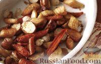 Фото к рецепту: Овощи, приготовленные в медленноварке