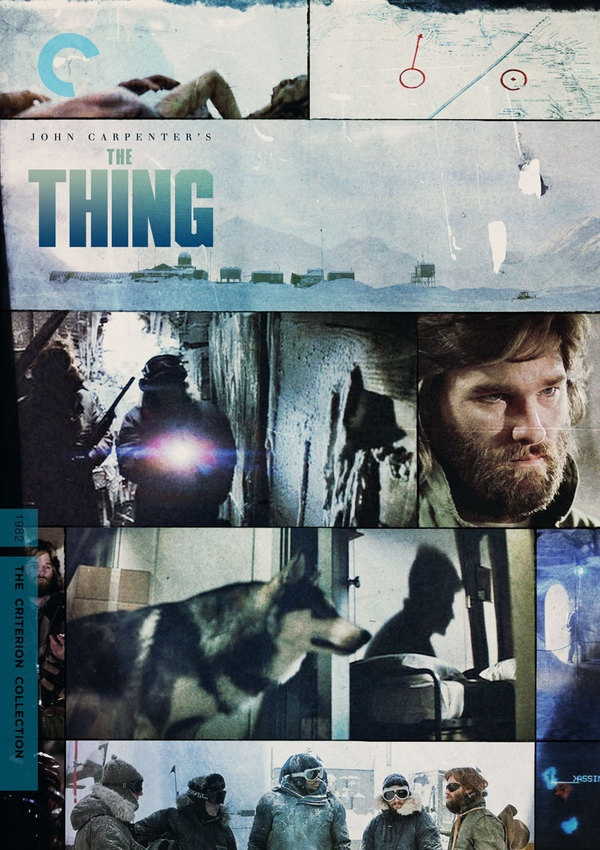 fake movie posters, midnight marauder, the thing
