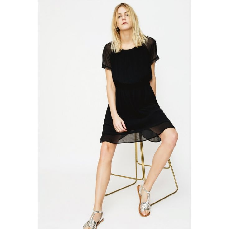 Robe miracle    reglisse femme - sinéquanone